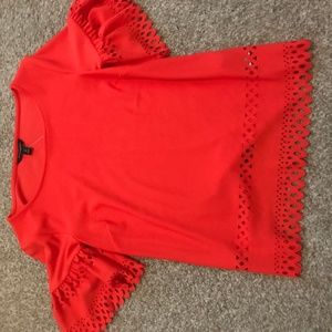 Banana Republic Coral Blouse